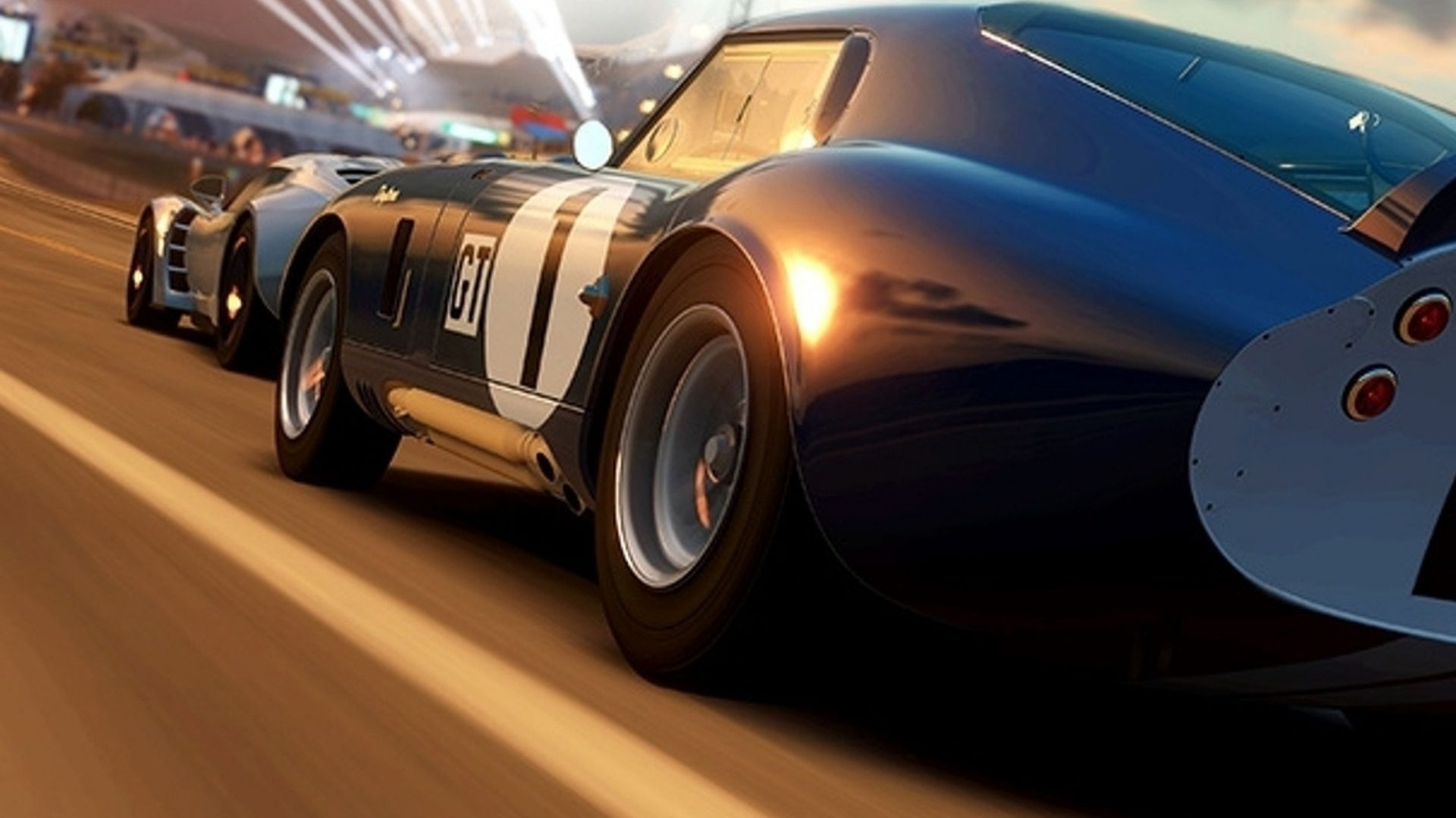 Forza Horizon – The Complete Graphical Evolution of the Series From 1 To 5