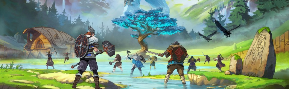 Tribes of Midgard Review – Falling Short