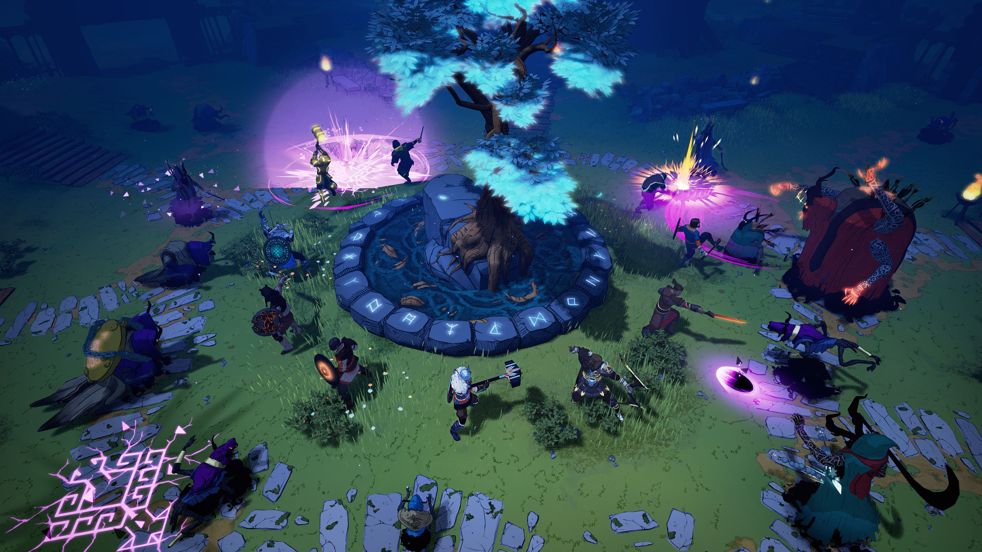 Tribes of Midgard Interview – Survival Mechanics, Co-op, and More