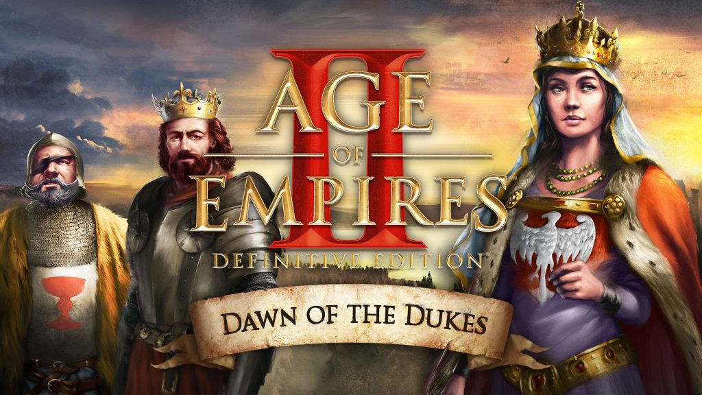 Age of Empires 2 Definitive Edition - Dawn of the Dukes