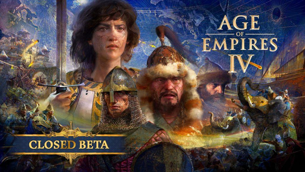 Age of Empires 4 - Closed beta