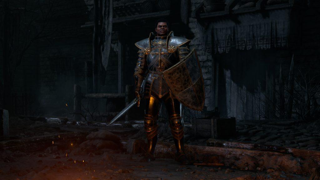 Diablo 2 Resurrected_Paladin