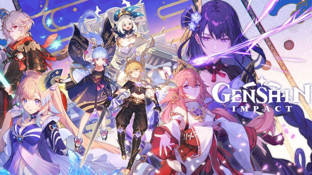 Genshin Impact - Update 2.1