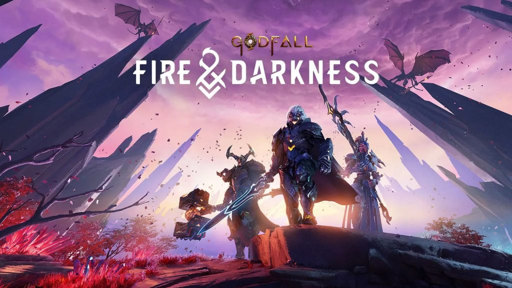 Godfall - Fire and Darkness