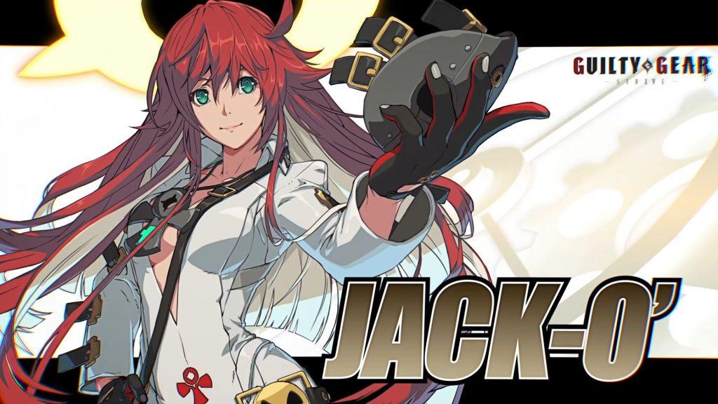 Guilty Gear Strive - Jack-O' Valentine