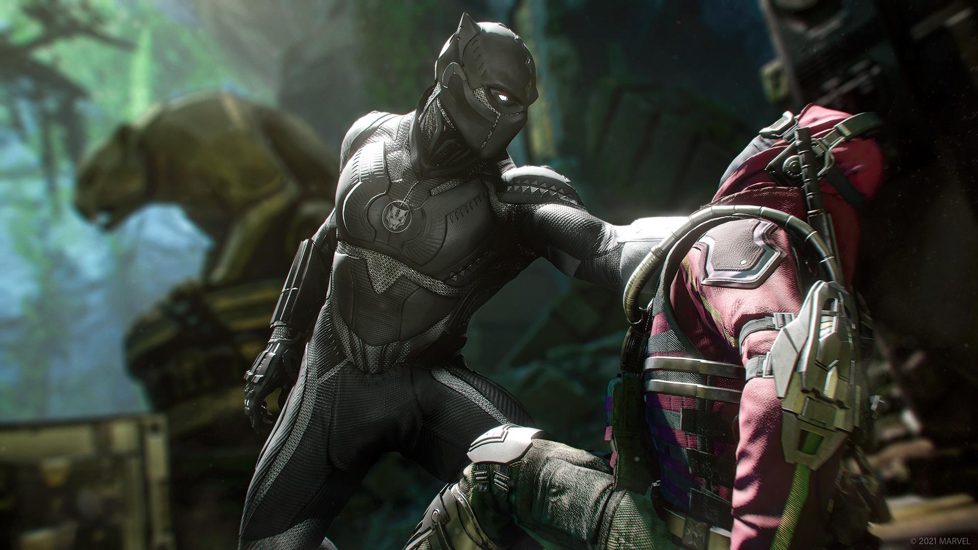 Marvel's Avengers - Black Panther - War for Wakanda_04