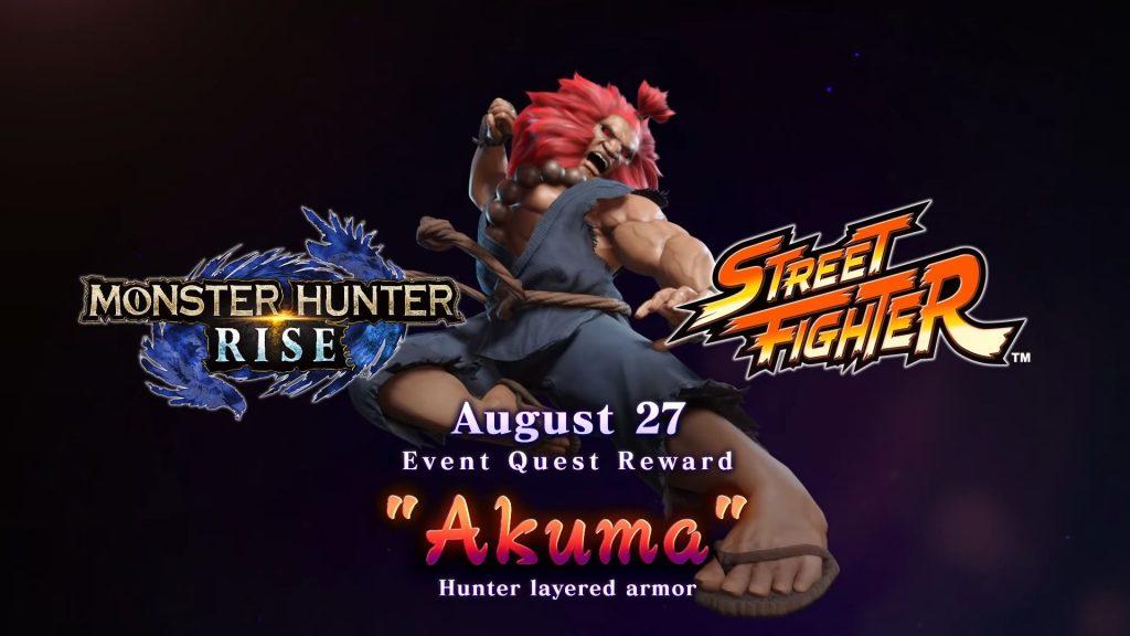 Monster Hunter Rise - Akuma