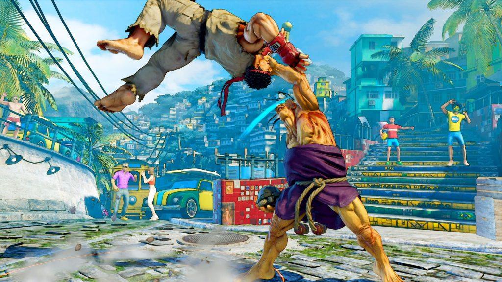 Street Fighter 5 Champion Edition - Oro