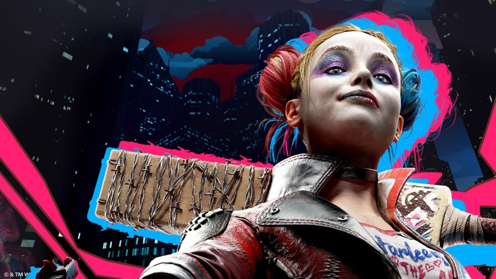 Suicide Squad: Kill the Justice League Receives New Screenshot of The Gang