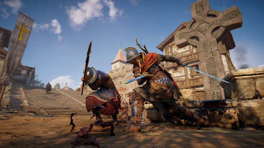 assassin's creed valhalla the siege of paris