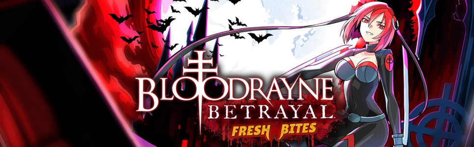BloodRayne Betrayal: Fresh Bites Interview – Difficulty, Improvements, and More