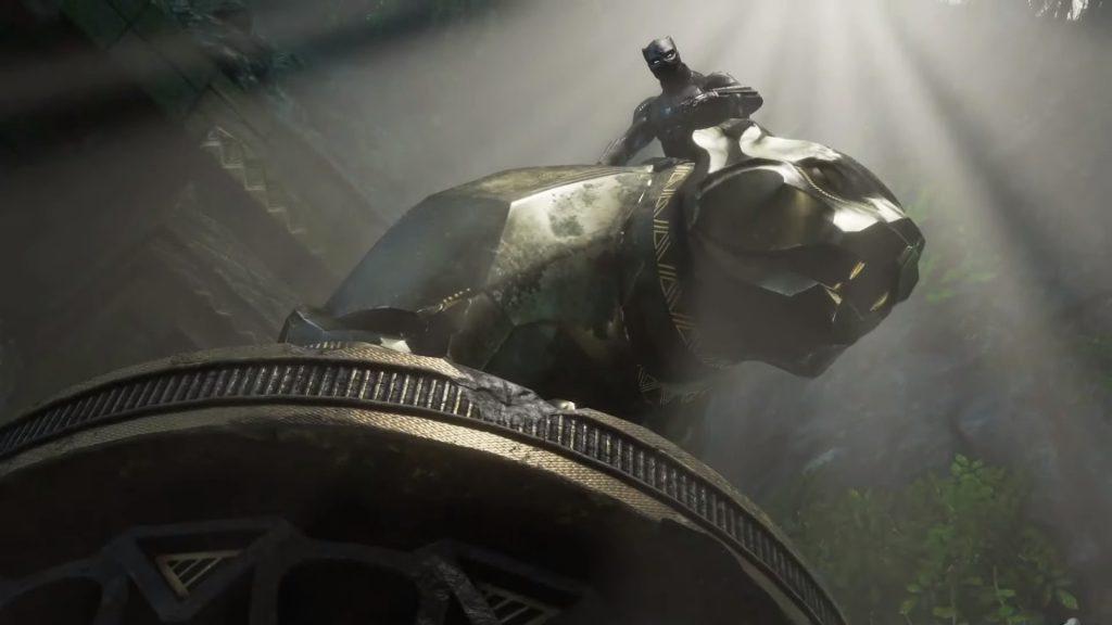 marvels avengers black panter