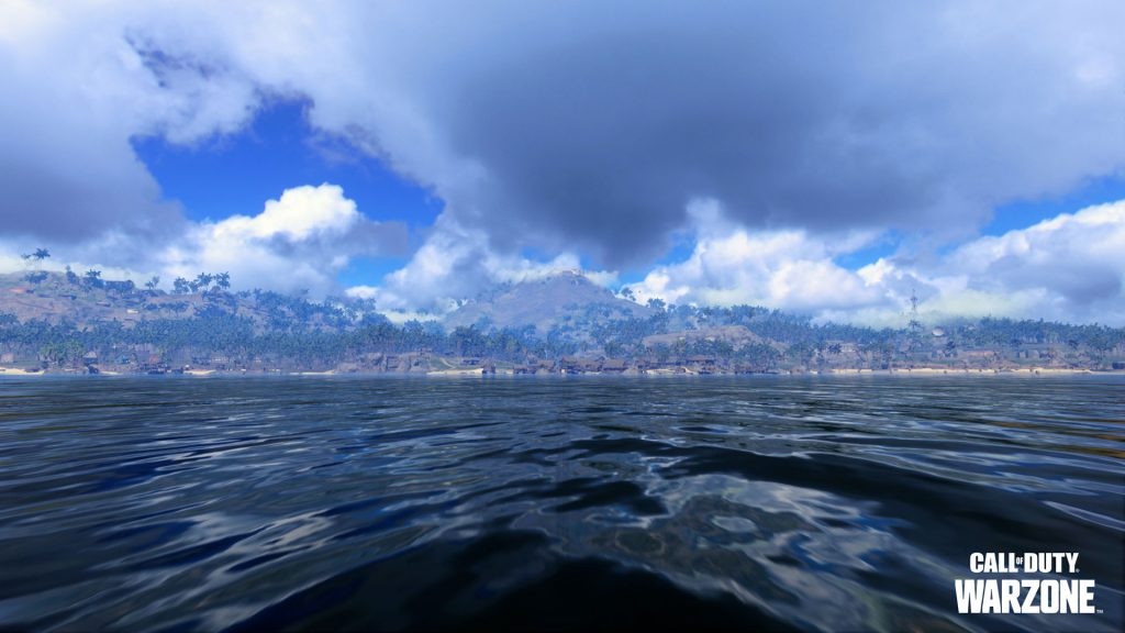 Call of Duty Warzone - Pacific