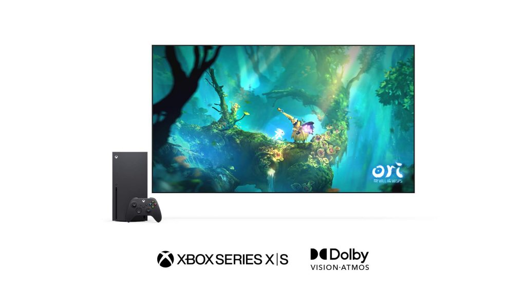 Dolby Vision - Xbox Series X-S