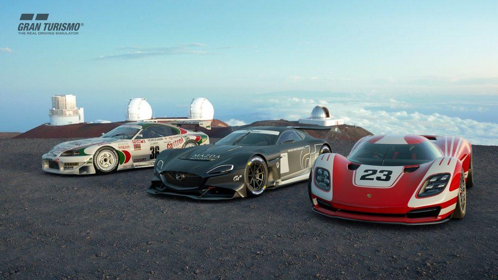 Gran Turismo 7 - pre-order bonuses