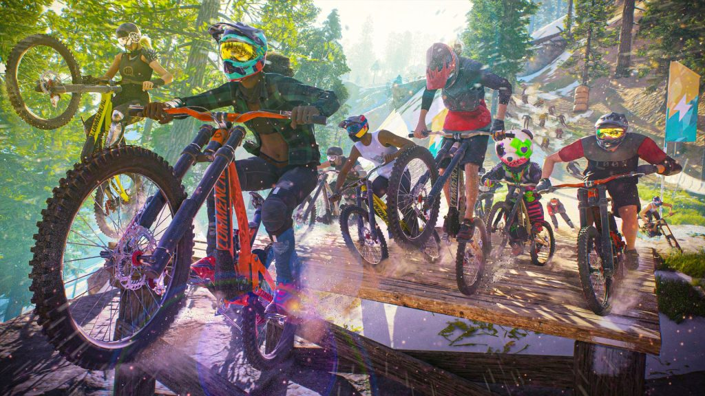 Riders Republic Trailer Hypes up Imminent Launch, Free Pre-Launch Trial Period Confirmed