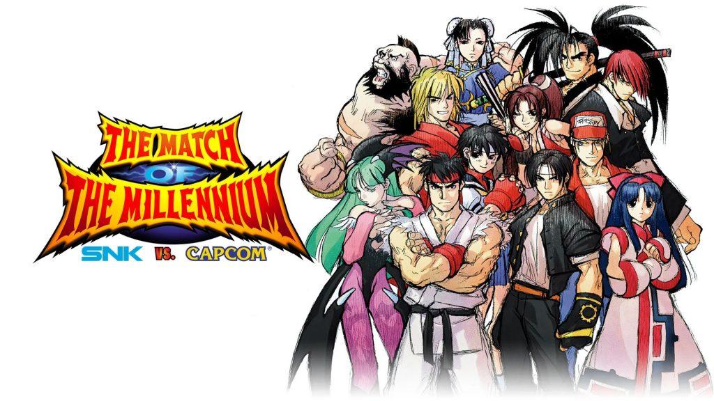 SNK vs. Capcom The Match of the Millennium