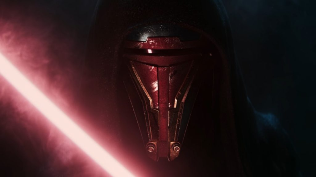 Star Wars Knights of the Old Republic Remake