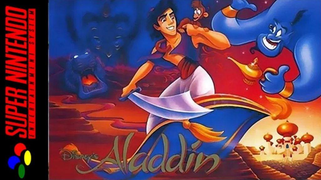 aladdin snes