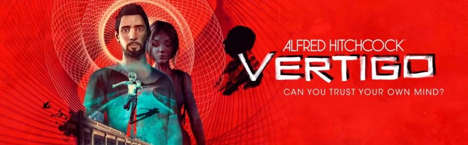 Alfred Hitchcock – Vertigo Interview – Story, Themes, and More