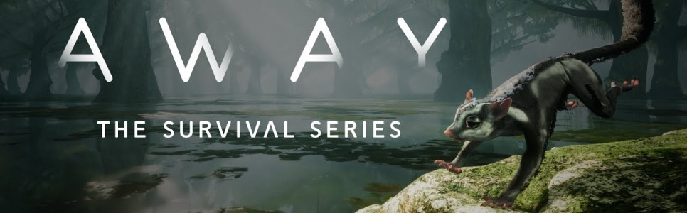 AWAY: The Survival Series Interview – Premise, Environments, Exploration, and More