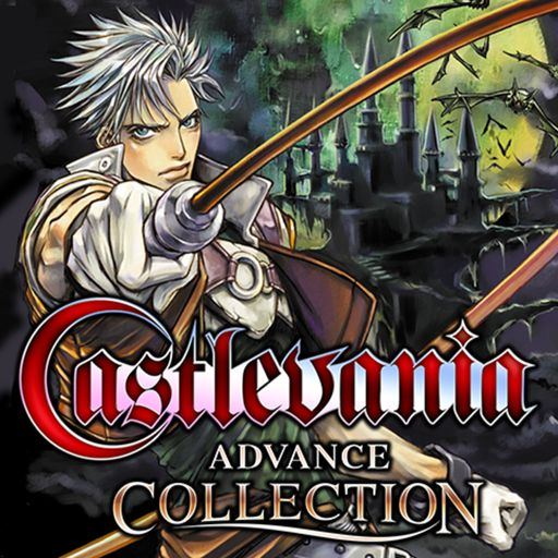castlvania advance collection