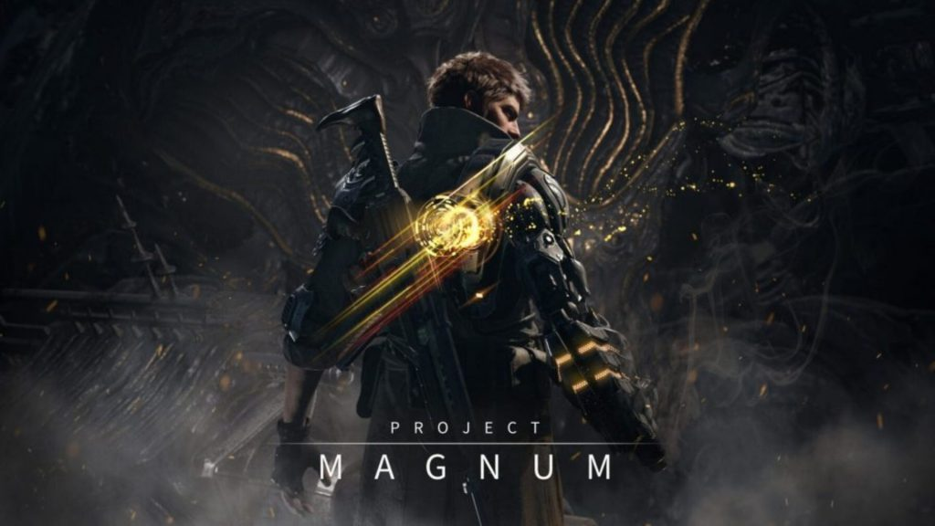 project magnum cover