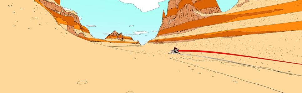 Sable Review – Under the Sun