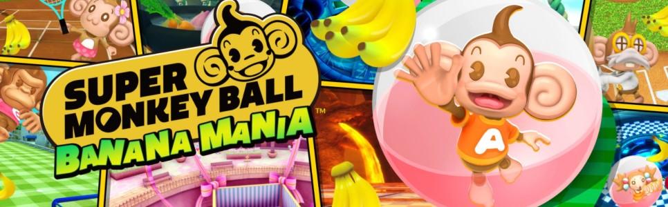 Super Monkey Ball Banana Mania Review – Greatest Hits