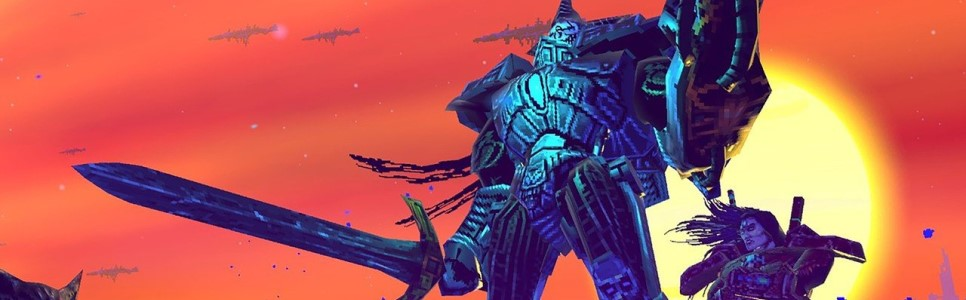 Valfaris: Mecha Therion Interview – Enemies, Weapons, Progression, and More