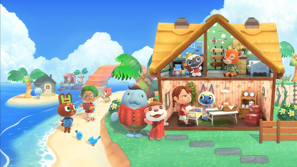 Animal Crossing: New Horizons – Version 2.0 Update, Happy Home Paradise DLC Out on November 5th