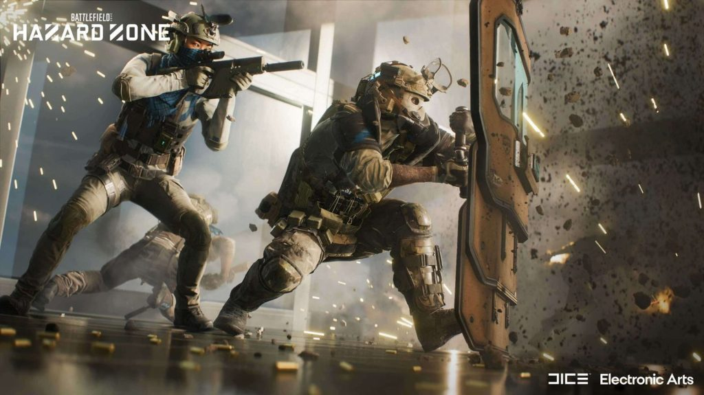 Battlefield 2042 - Hazard Zone