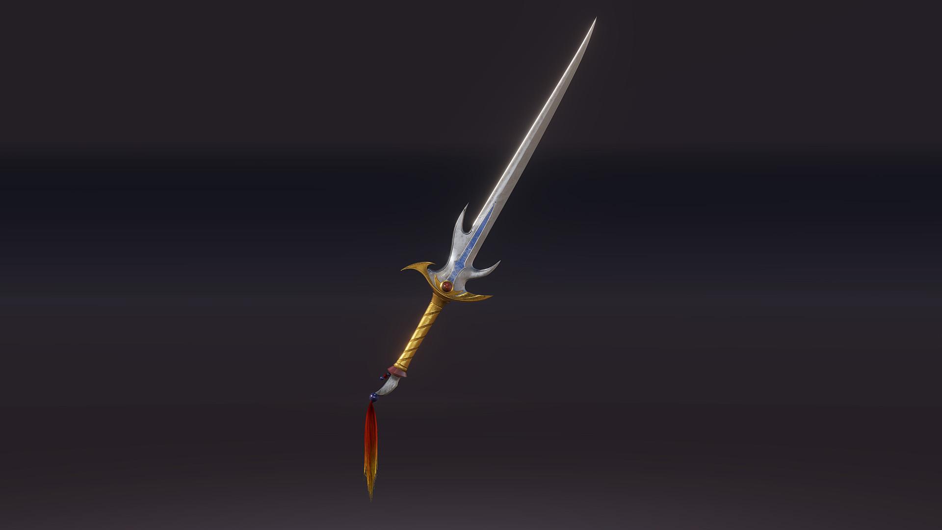 Stranger of Paradise Final Fantasy Origin - Braveheart