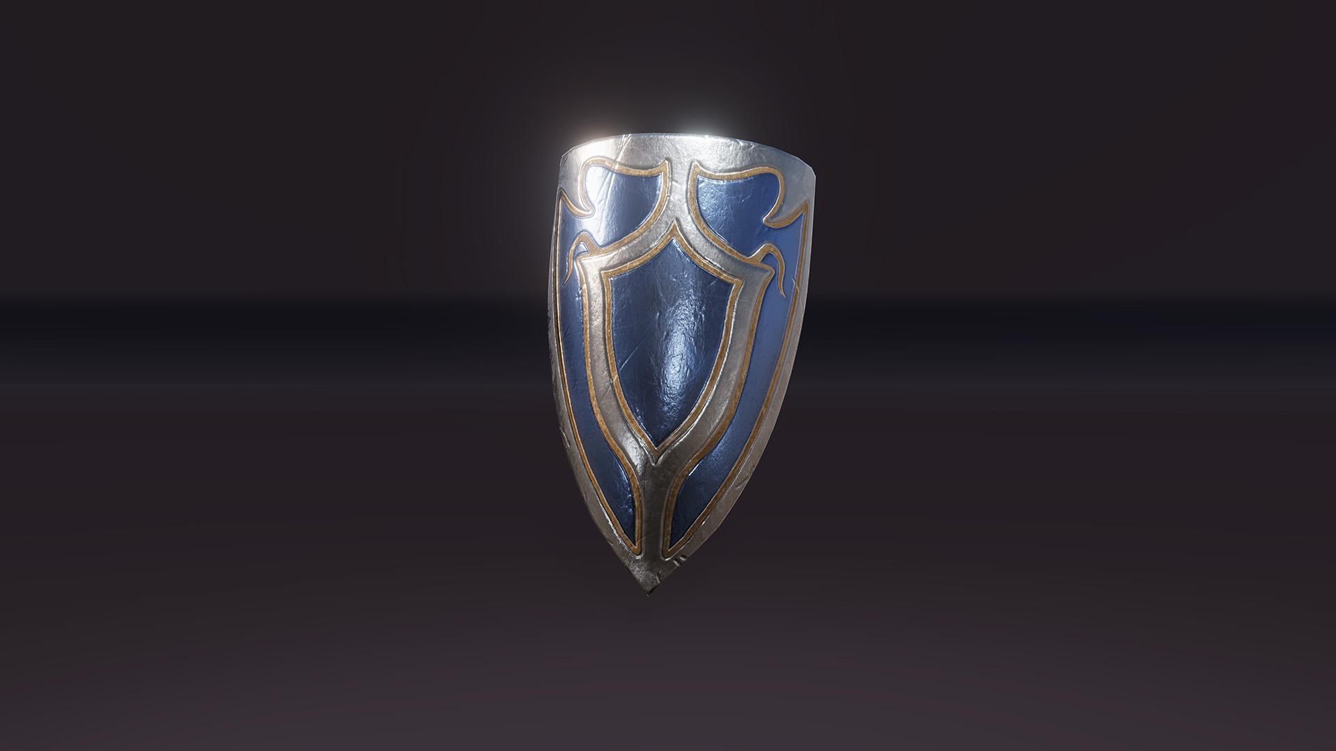 Stranger of Paradise Final Fantasy Origin - Lustrous Shield