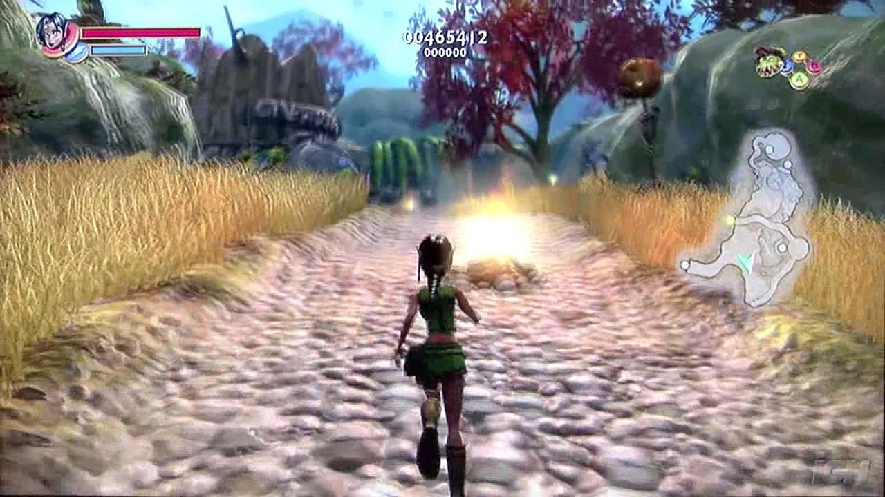 kameo gameplay